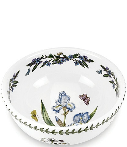 Portmeirion Botanic Garden Floral Salad Bowl