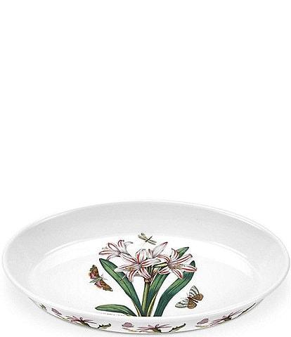Portmeirion Botanic Garden Lily Oval Baking Dish