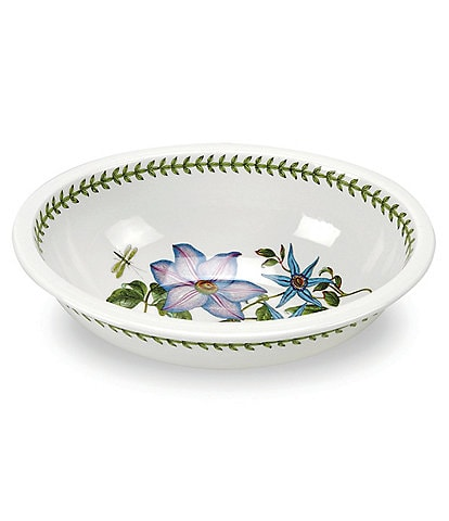 Portmeirion Botanic Garden Medium Deep Oval Dish