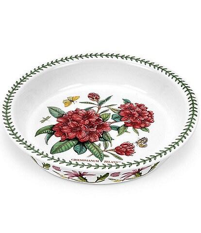 Portmeirion Botanic Garden Rhododendron Pie Dish