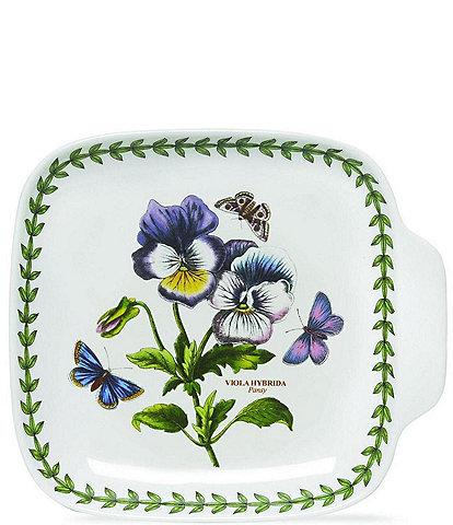 Portmeirion Botanic Garden Set of 4 Canape Dishes