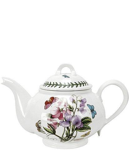 Portmeirion Botanic Garden Sweet Pea Medium Teapot