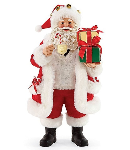 Possible Dreams National Lampoon's Christmas Vacation Santa's Moose Mug Santa Figurine