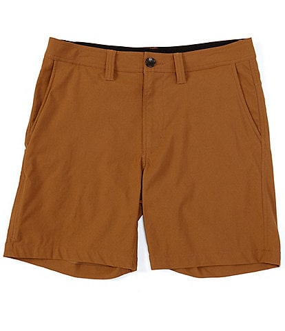 Prana Alameda Performance Stretch 7#double; Inseam Shorts