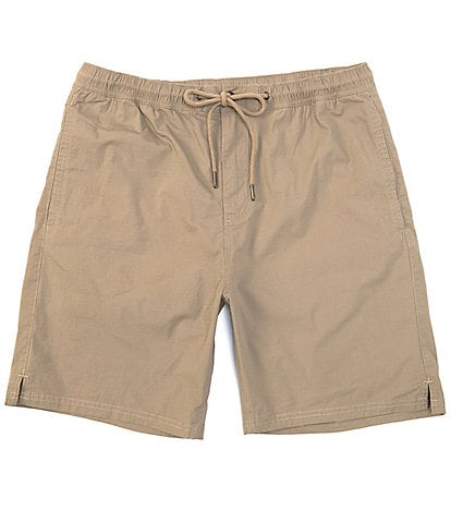 prAna Bay Ridge Stretch Organic Cotton 8#double; Inseam Shorts