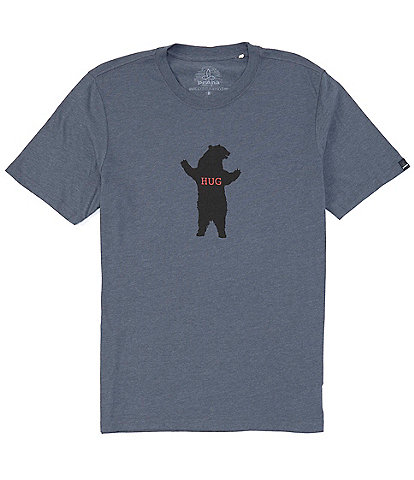 Prana Bear Squeeze Journeyman Short-Sleeve Recycled Materials Tee