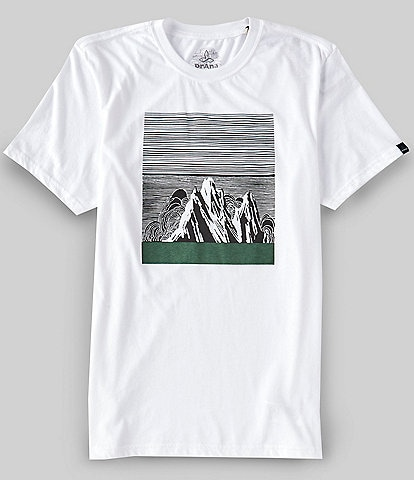 prAna North Cascades Long-Sleeve Recycled Materials Tee