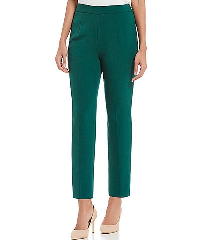 Preston & York Alicia Stretch Crepe Suiting Pant