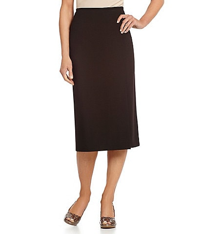 Preston & York Bessie Midi Pencil Skirt