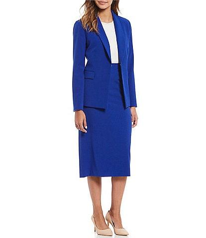 Women S Work Suits Dillard S