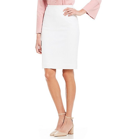 Preston & York Kelly Crepe Suiting Skirt