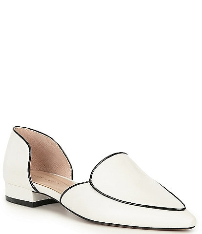 Preston & York Shannon d'Orsay Pointed Toe Flats