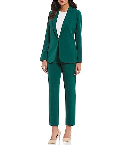 Preston And York Green Women S Workwear Suits Office Attire