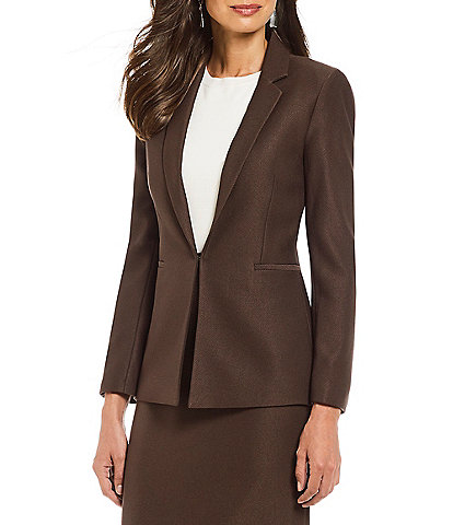 Preston & York Shirley Stretch Twill Blazer Jacket