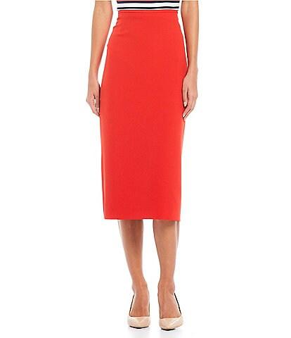 Preston & York Taylor Midi Pencil Skirt