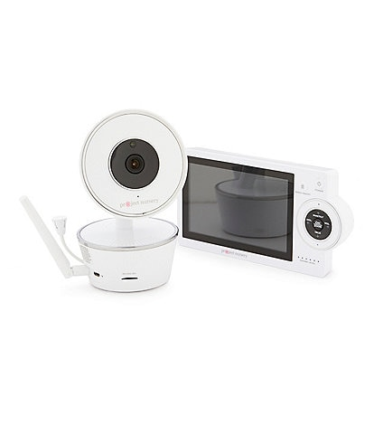 Project Nursery 5#double; HD Dual Connect Baby Monitor System with Wi-Fi Viewing & Parent Unit