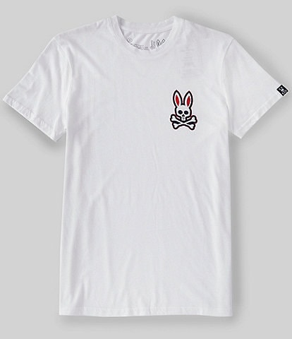 Psycho Bunny Bunny Crew Neck Short Sleeve Lounge T-Shirt
