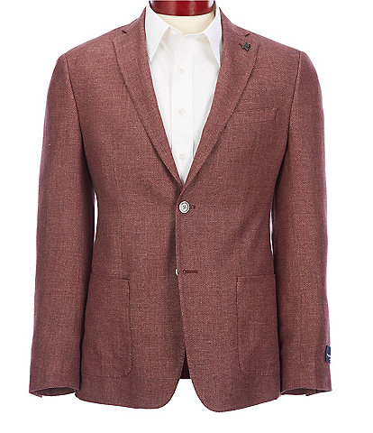 Psycho Bunny Slim Fit Solid Sportcoat