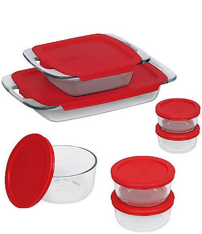 Pyrex 14-Piece Bake & Store Set