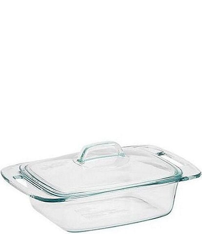 Pyrex Easy Grab 2-Quart Casserole with Glass Cover