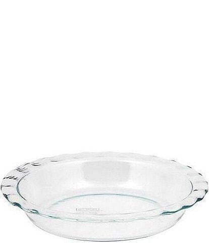 Pyrex Easy Grab Glass Pie Dish