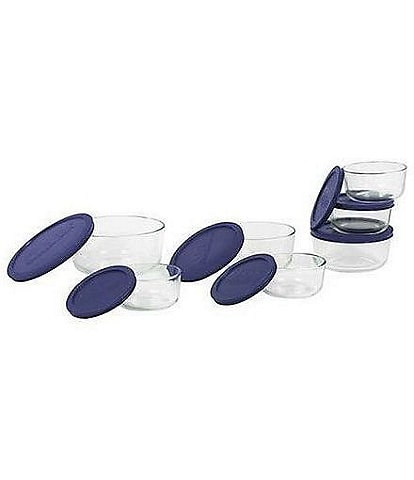 Pyrex Storage Plus 14-Piece Set