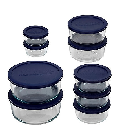 Pyrex Storage Plus 18-Piece Set