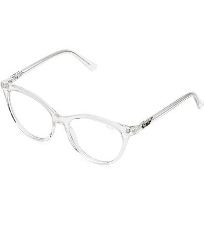 Quay All Nighter Cat Eye Blue Light Glasses