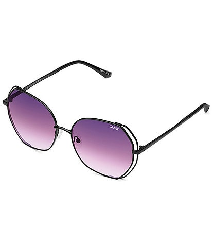 Quay Australia Big Love Round Sunglasses