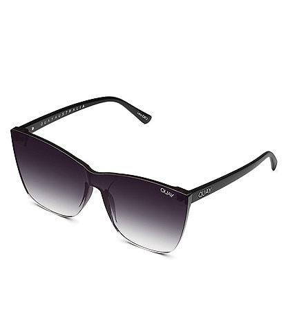 Quay Australia Come Thru Cat Eye Sunglasses