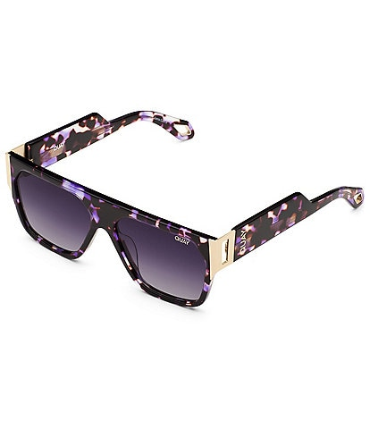 Quay Australia Go Off Shield Polarized 52m Sunglasses