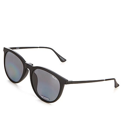 Quay Australia Great Escape Round Sunglasses