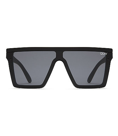 Quay Australia Hindsight Oversized Square Sunglasses