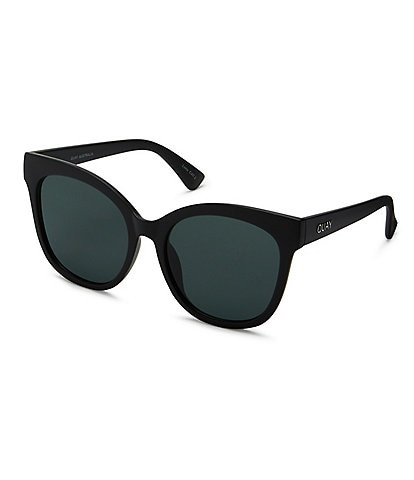 Quay Australia It's My Way Oversized Cat Eye Sunglasses