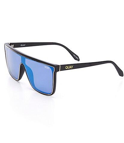 Quay Australia Quay x Maluma Nightfall Shield Sunglasses