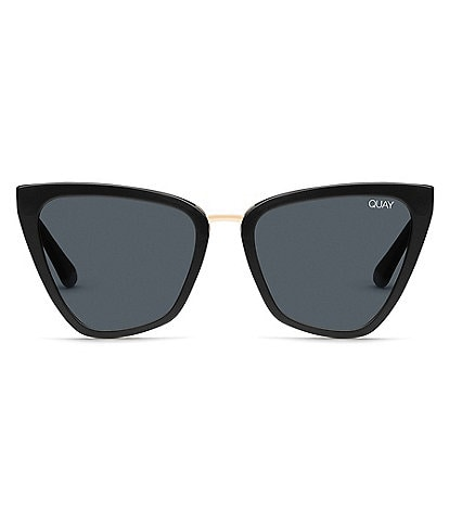 Quay Australia #QUAYXJLO Reina Cat Eye Sunglasses