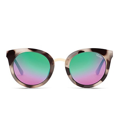 Quay Australia Shook Round Sunglasses