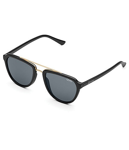 Quay Mystic Aviator Sunglasses