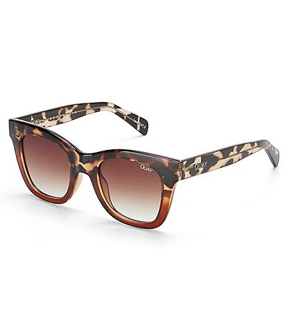 Quay Australia After Hours Square Sunglasses