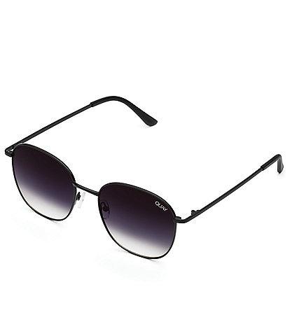 Quay #QUAYXCHRISSY Round Jezabell Sunglasses
