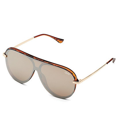 Quay Australia #QUAYXJLO Empire Top Bar Aviator Sunglasses