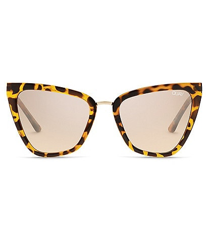 Quay Australia Reina Cat Eye Sunglasses