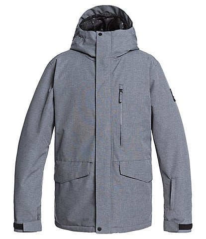Quiksilver Warmflight® Mission Solid DryFlight® Snow Ski Jacket