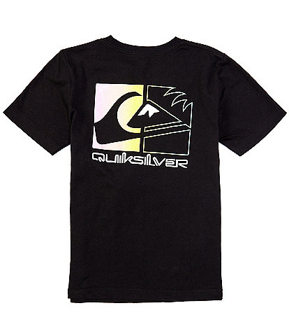 Quiksilver Big Boys 10-16 Short-Sleeve Color Trip Tee
