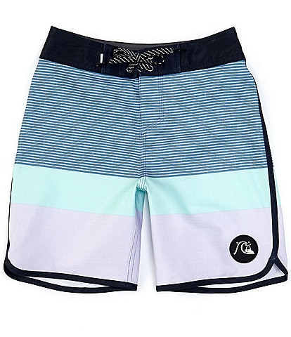 Quiksilver Big Boys 10-16 Surfsilk Tijuana Board Shorts