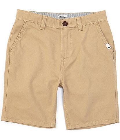 Quiksilver Big Boys 8-16 Everyday Chino Light Shorts