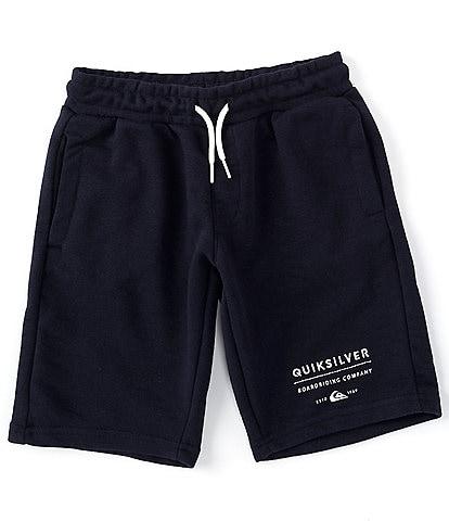 Quiksilver Big Boys 8-20 Easy Day French Terry Fleece Shorts