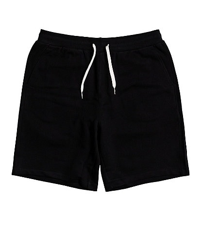 Quiksilver Essentials Solid French Terry 20#double; Outseam Shorts