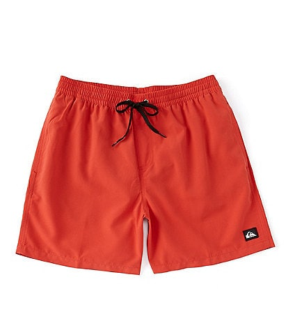 Quiksilver Everyday 17#double; Outseam Volley Swim Trunks