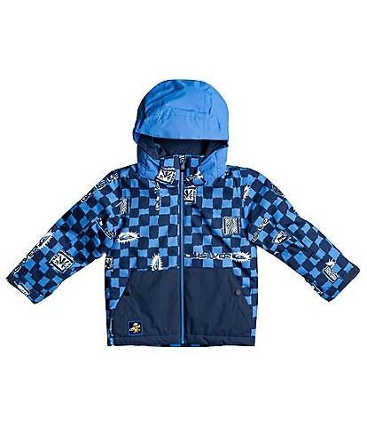 Quiksilver Little Boys 2T-7 Retro Little Mission Ski Jacket